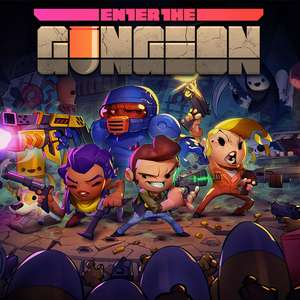 Enter the Gungeon - Switch eShop Russland