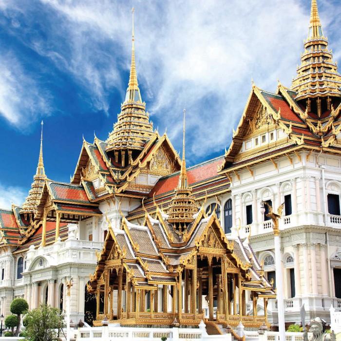 Flüge: Thailand [Mai - Juni] - Hin- und Rückflug mit Air France/KLM  von Basel nach Bangkok ab nur 310€ inkl. Gepäck