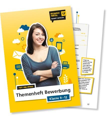 gratis Materialien für Kinder und Jugendliche [Deutsche Post]