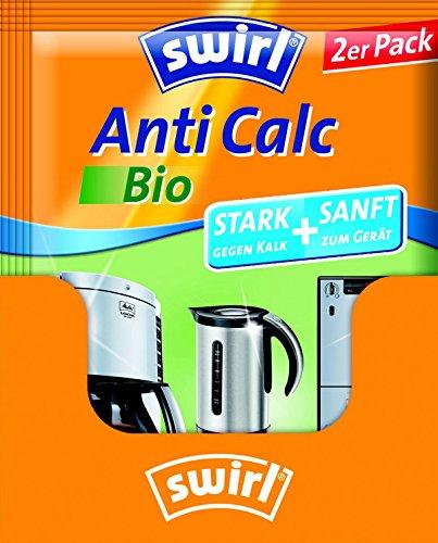 [AMAZON Sparabo] Swirl Anti Calc Bio Pulver im Doppelbeutel, 17er Pack, Je 2 x 20g