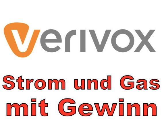 Strom- & Gastarife mit Gewinn Teil 2: 40€ Verivox Cashback mehrmals abgreifen und hunderte Euros sparen