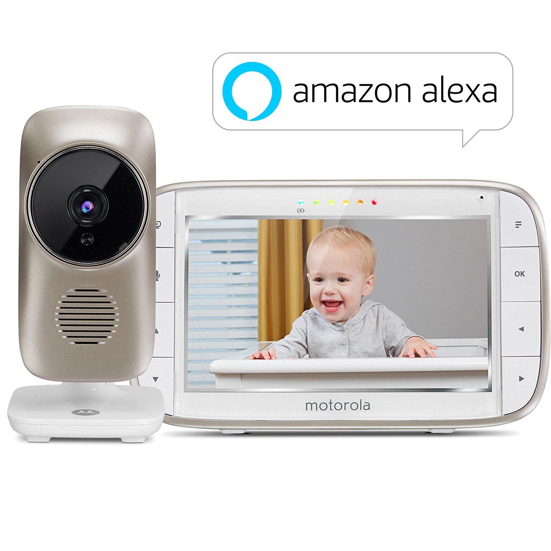 20% auf Baby-Überwachungskamera Motorola