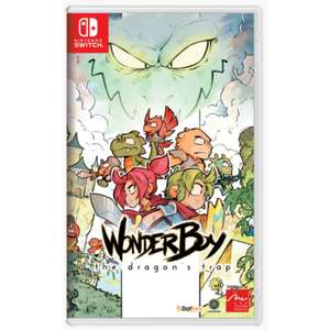 Wonder Boy: The Dragon's Trap (Switch) für 23,57€ (Play-Asia)
