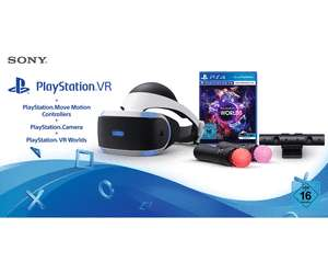 Playstation VR Starter Pack PlayStation 4