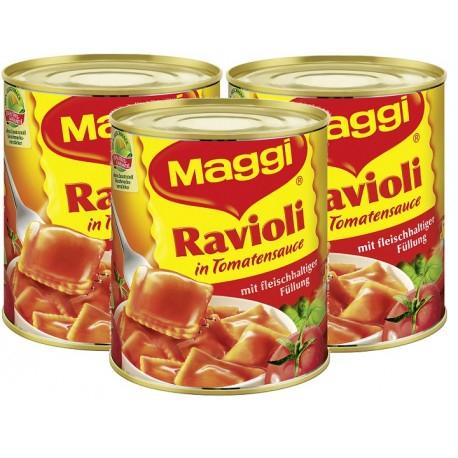 [EDEKA BUNDESWEIT 08.01-13.01] 8x Maggi Ravioli für 8,32€ (entspr. 1,04€ pro Dose) - Angebot + Coupon