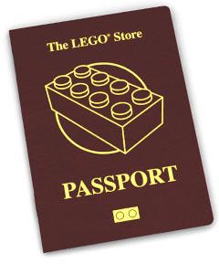 [Offline] Gratis LEGO Ausweis / Passport (Gimmick für echte Lego-Fans)