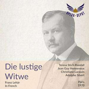 [Opera Depot] Lehar - Die lustige Witwe (In French) als Gratis-Download