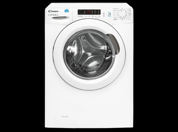 Candy SMART CS G472D3/1-84 Frontlader Waschmaschine - 7 kg - Weiß