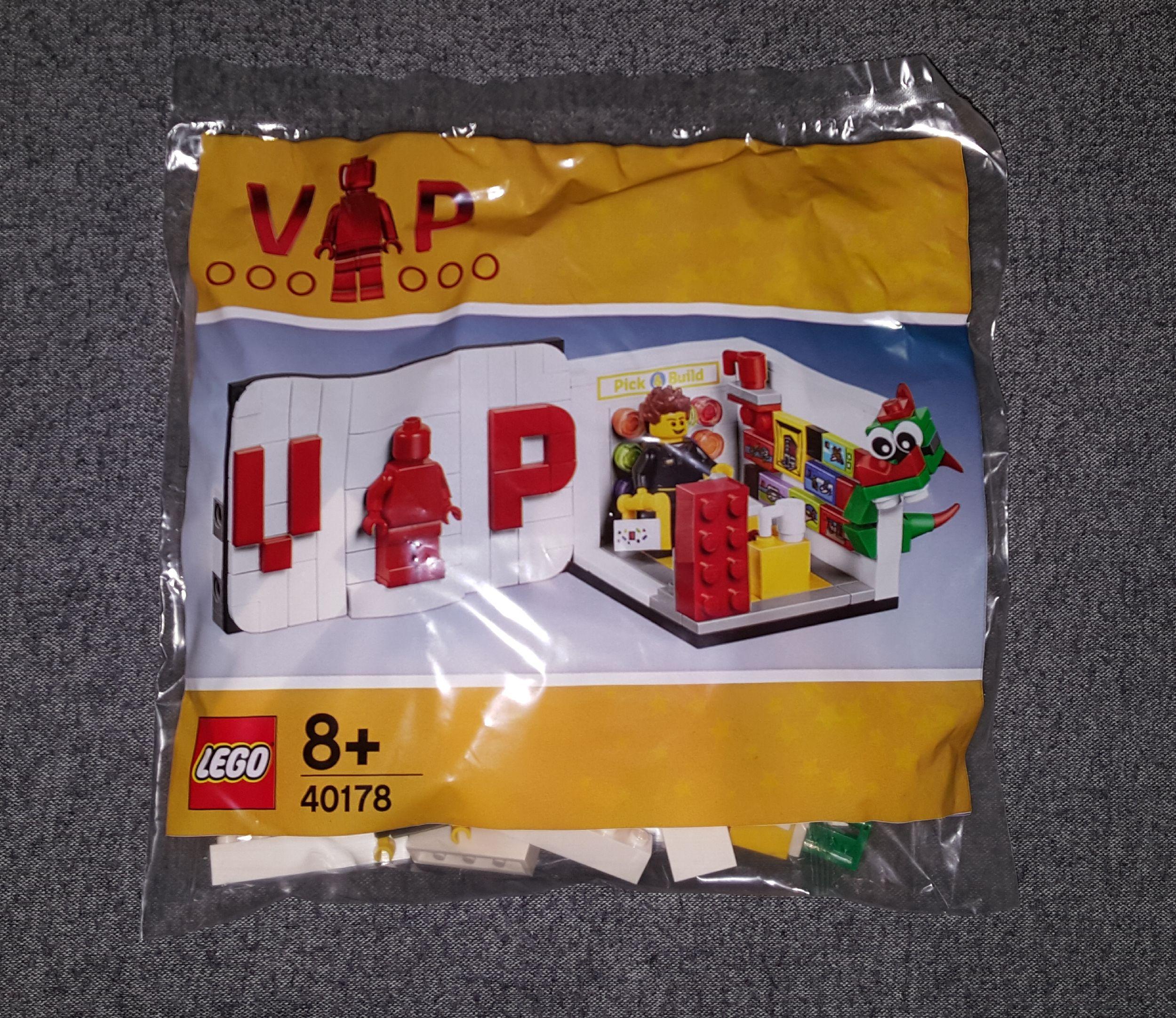 [OFFLINE LEGO Shop] Gratiszugabe VIP Shop 40178 bei Einkauf ab 125 Euro