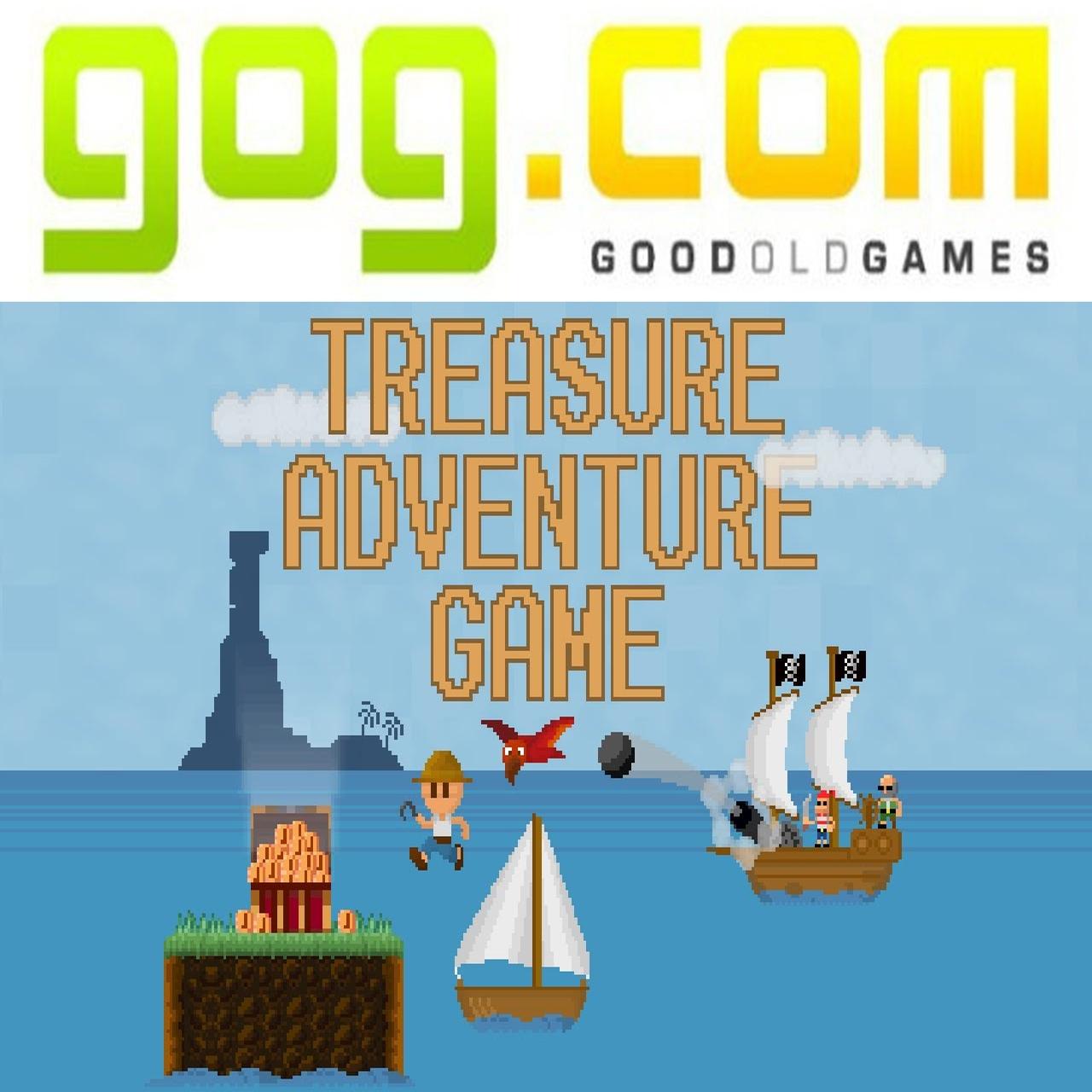 [NO-STEA*] Treasure Adventure Game @ GOG