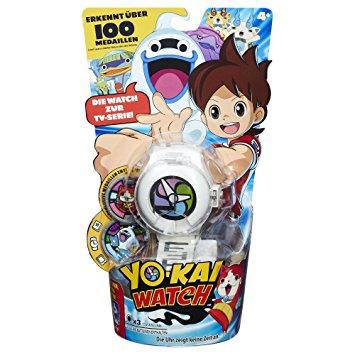 [Action Filialen] Yo Kai Watch Uhr mit 2 Chips (idealo: 9,99€ ggf zzgl Versandkosten)