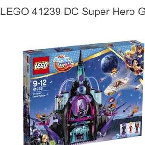 LEGO 41239 DC Super Hero Girls - Der dunkle Palast von Eclipso