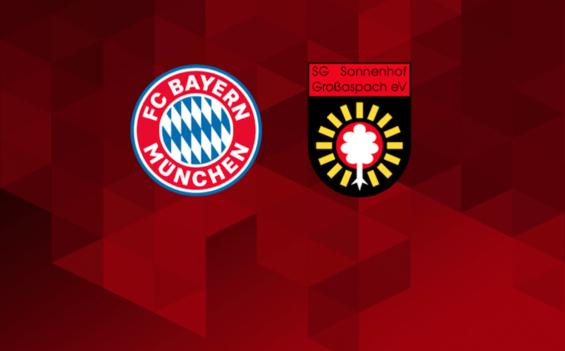 [Regional] Testspiel FC Bayern München - SG Sonnenhof Großaspach [09.01.]