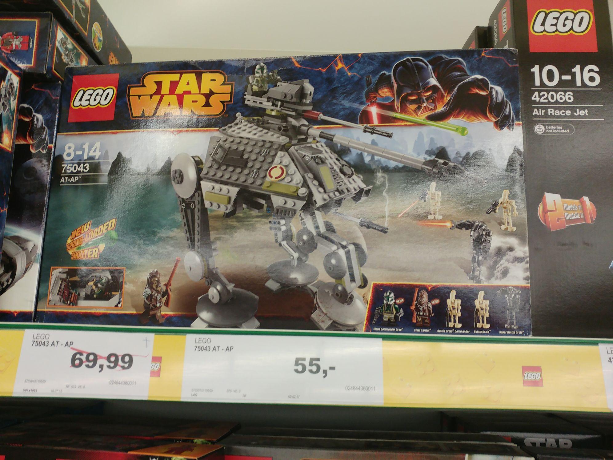 (LOKAL)Lego Star Wars 75043