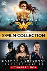 [itunes] Wonder Woman und Batman vs. Superman Ultimate Edition 4k