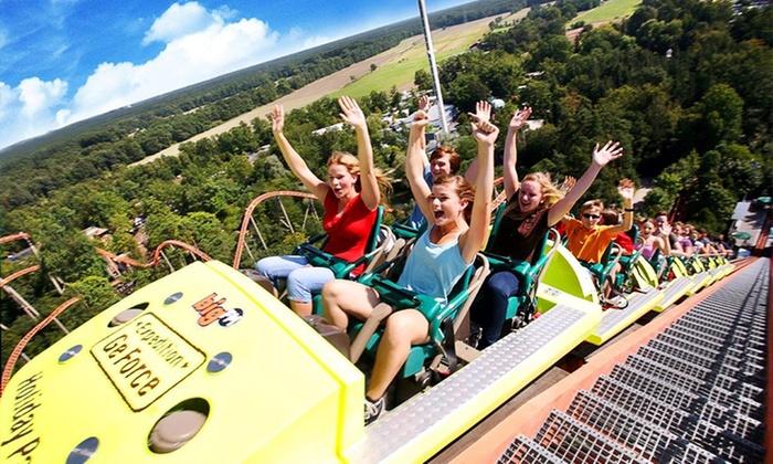 Holiday Park Jahreskarte für 40,79 Euro für Neukunden 35,79 Euro