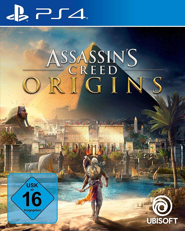 Assassin's Creed Origins PS4 für 34,78€ inkl. Versand [Ubisoft Store]