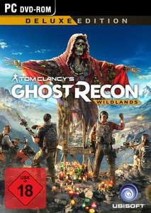 [Lokal in allen GameStops] Ghost Recon Wildlands: Deluxe Edtiion für den PC