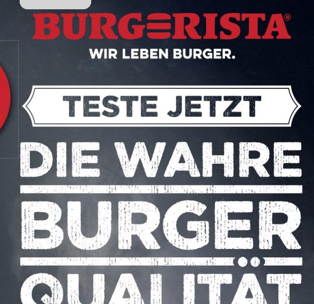 Burgerista bis zu 50% sparen dank Coupon