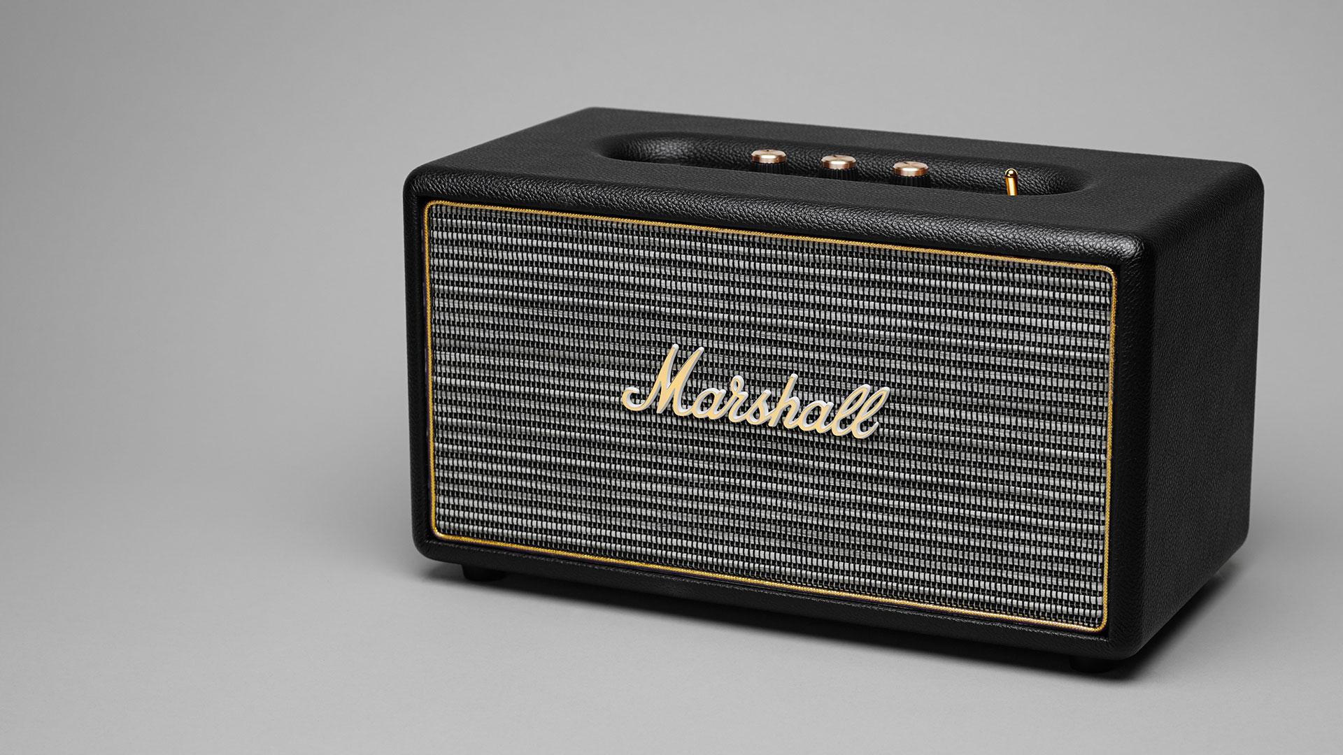 [eBay] MARSHALL Lautsprecher Stanmore BT, black