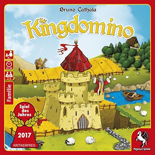 [Amazon Prime] Brettspiel Kingdomino - Spiel des Jahres 2017