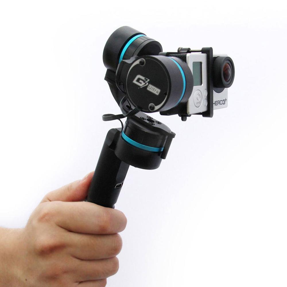 Feiyu-G3 Ultra Steadycam für GoPro Hero Serie 3 + 4