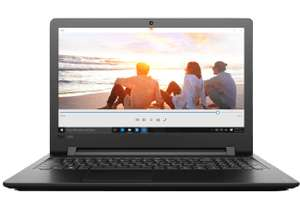 LENOVO IdeaPad 110, Notebook mit 15.6 Zoll FHD Display, Core™ i3 Prozessor, 4 GB RAM, 1 TB HDD, Intel HD-Grafik 520, Black Texture [Mediamarkt]