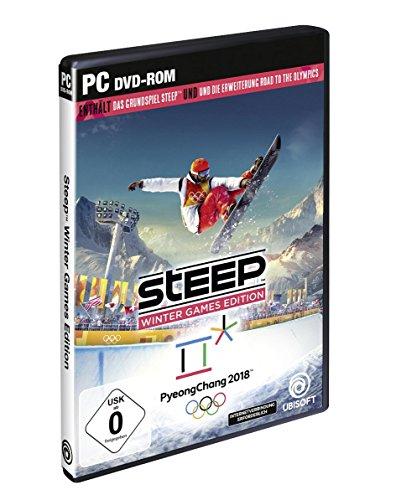 Steep - Winter Games Edition (PC) - Grundspiel + Erweiterung [Update]