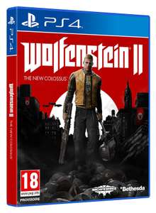 Wolfenstein 2: The New Colossus (PS4) für 28,59€ (Amazon.fr)