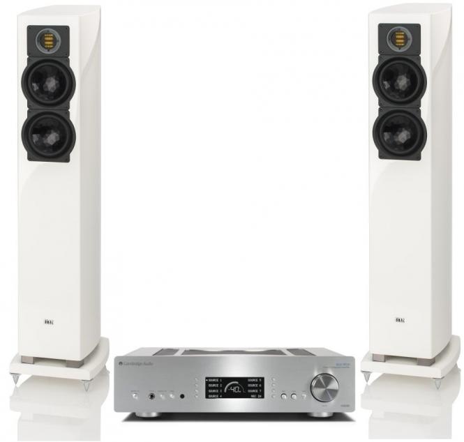 Elac FS 267 + Cambridge Audio Azur 851A  Spar Set