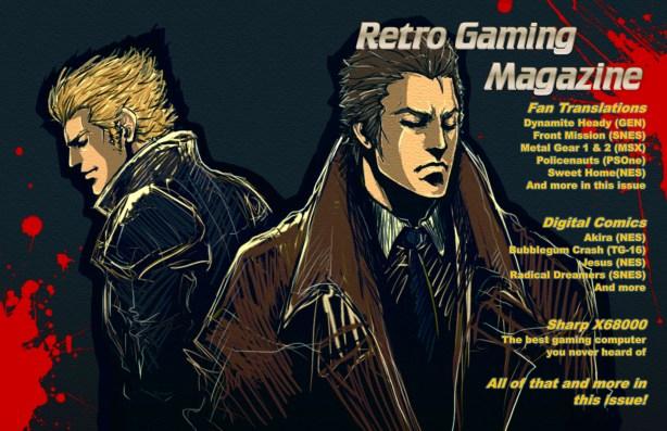 gratis Retro Gaming Magazine [Google Play]