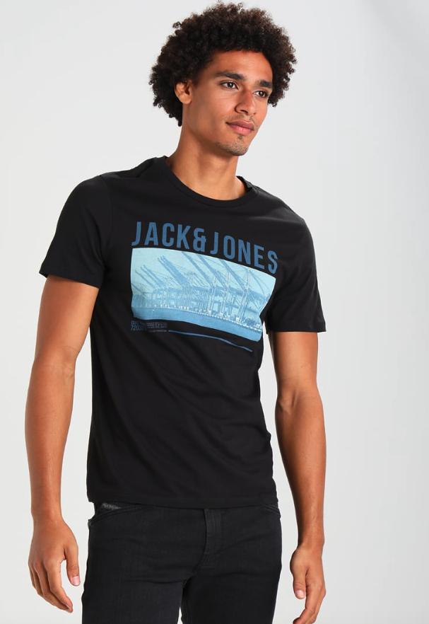 Verschiedene Jack & Jones T-Shirts (Gr. S - XXL) für 4,45€ - versandkostenfrei @Zalando