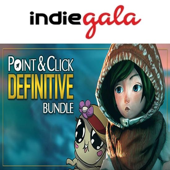 [STEAM] Adventure Point & Click Definitive Bundle @ Indie Gala