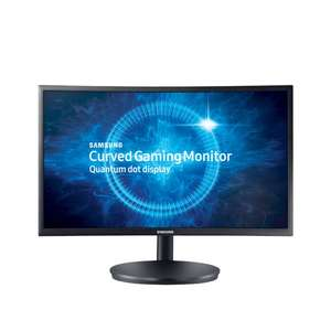 SAMSUNG GAMING-MONITOR C24FG70 23.5 ZOLL 144HZ curved freesync