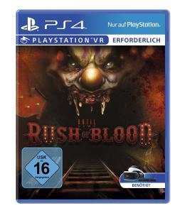 Until Dawn: Rush of Blood (PSVR) für 9,99€ (Saturn)