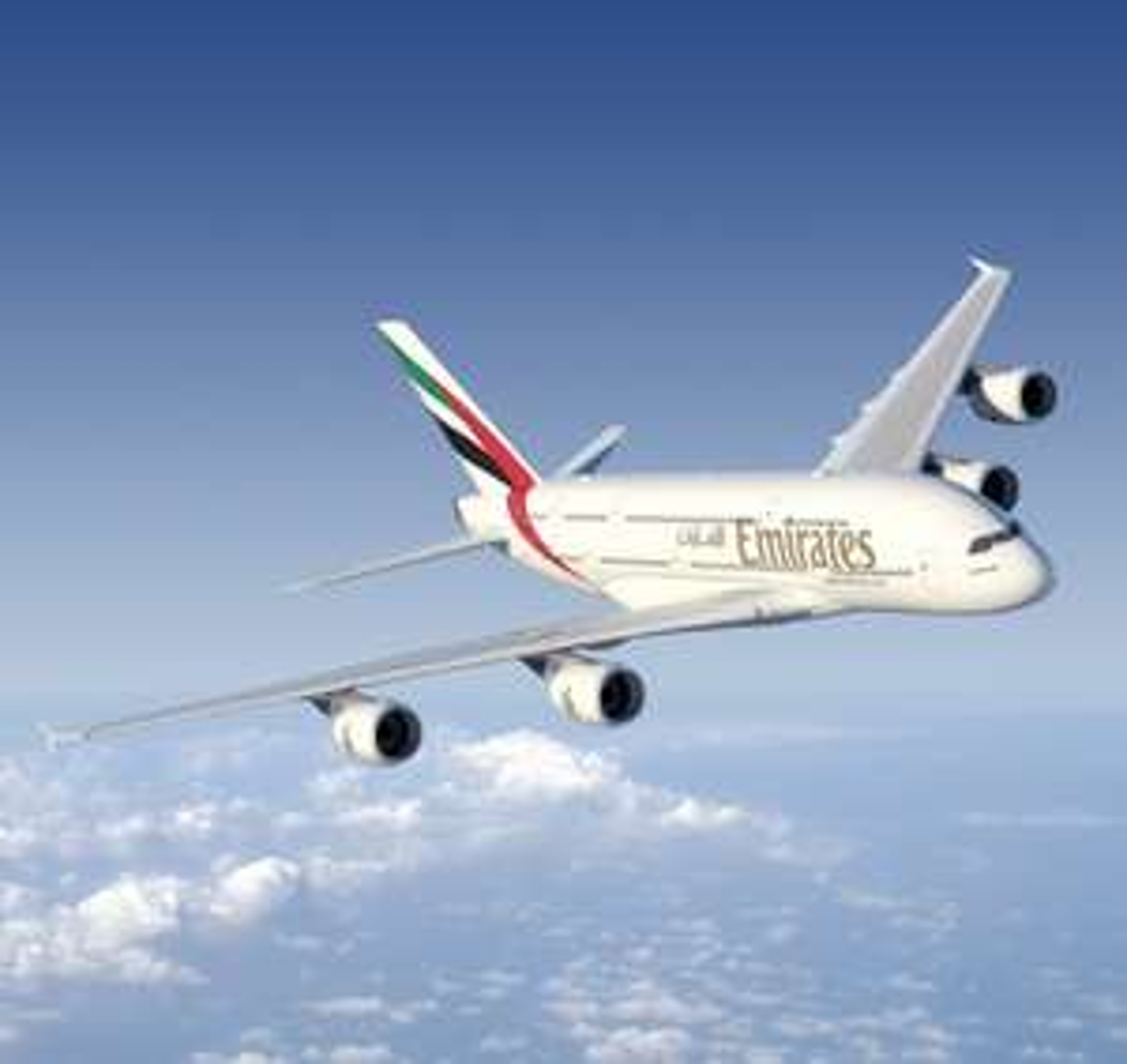 Emirates Flüge von z.B. Düsseldorf nach Dubai Hin- und Zurück nur 399€