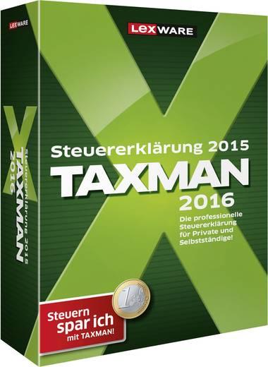 Lexware Taxman 2016 (für Steuererklärung 2015) [Conrad Abholpreis]