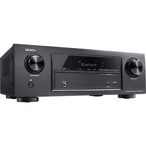[alternate@eBay Plus] Denon AVR-X540BT 5.2-Kanal AV-Receiver (130W/Kanal, Dolby TrueHD, DTS-HD, 5x HDMI 2.0 In, 1x HDMI 2.0 Out, HDR10, 4K Passthrough, Bluetooth Remote App)