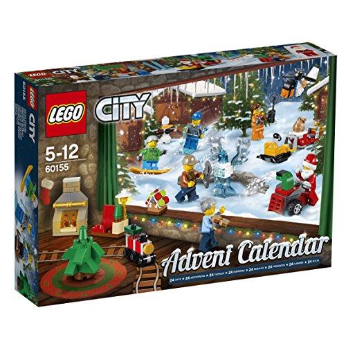[Amazon Prime] LEGO City 60155 - Adventskalender für 12,99 €