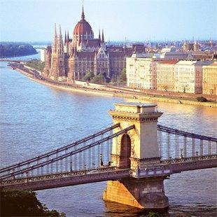 7 Tage Budapest für 2 Personen: Flug und 3*-Hotel, 54,12€ p.P.