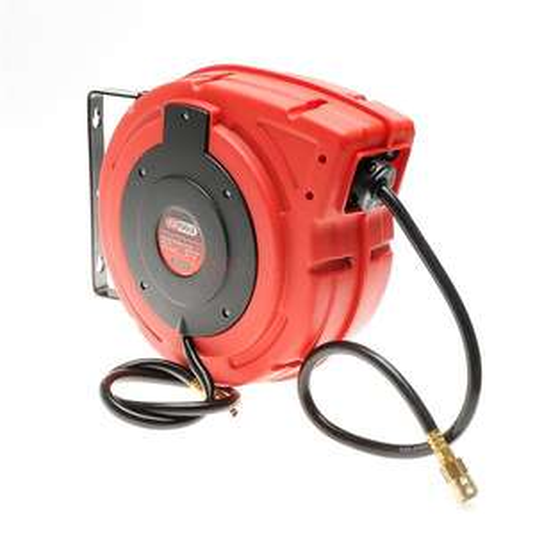 KS-Tools 515.3410 Schlauchaufroller  Druckluft bzw. Wasser