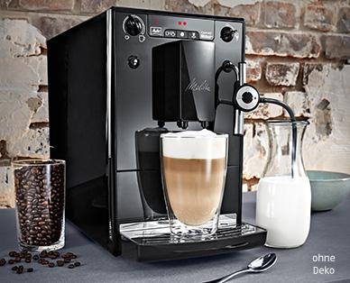 "[Lokal - Aldi Süd] Melitta  Kaffee-Vollautomat ""Caffeo SOLO & Perfect Milk Pure Black"", 299€"