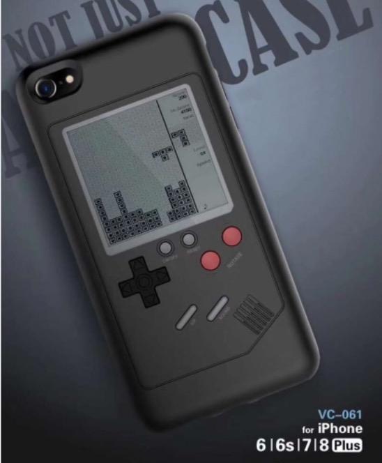Retro Handycase im Gameboy Design für iPhone 8,59 € inkl. Versand 15.83 €