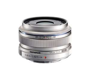 [Amazon ES] Olympus M.Zuiko Digital 17mm 1.8 mFT