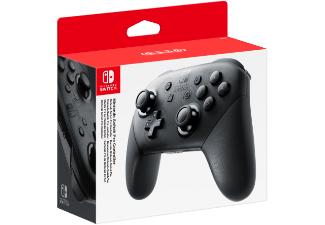 Nintendo Switch Pro Controller + The Legend of Zelda: Breath of the Wild für 99,-€ [Mediamarkt GDD]