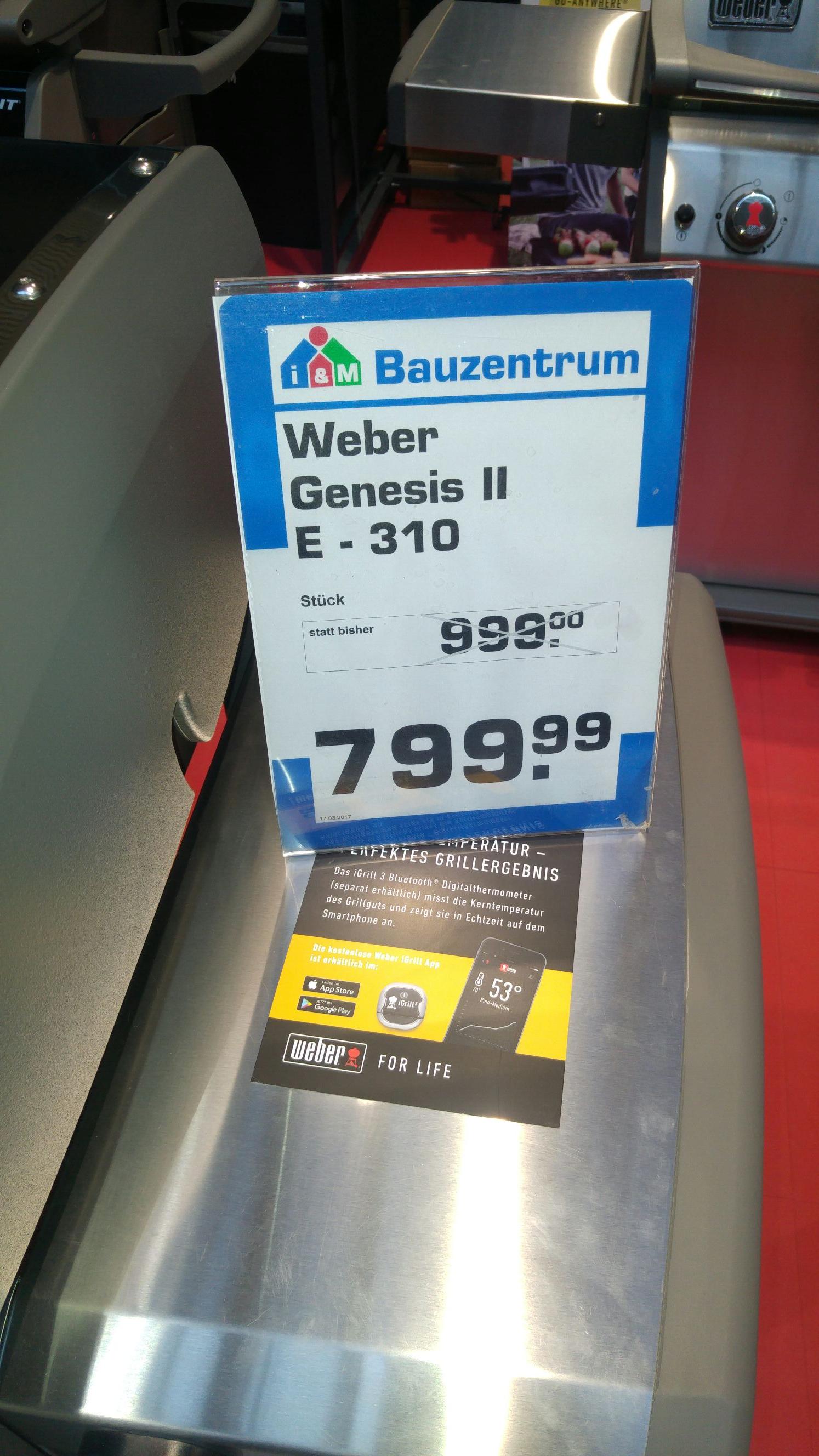 Weber Genesis 2 E 310* lokal 53567 Asbach*
