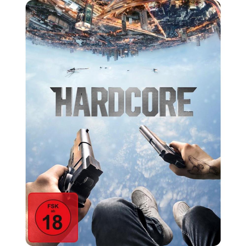 Hardcore (exklusives Müller Steelbook) (Blu-ray) für 7,99€ (Müller)