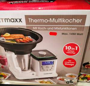 [Lokal HH Rewe Center Altona] GOURMETmaxx - Thermo Multikocher 10 in 1 (ähnlich Thermomix)