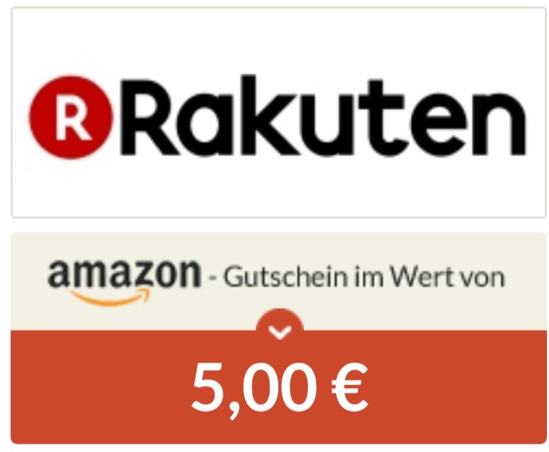 [Spartanien] 5 EUR Amazon Gutschein ab EUR 29 MBW Einkauf bei Rakuten
