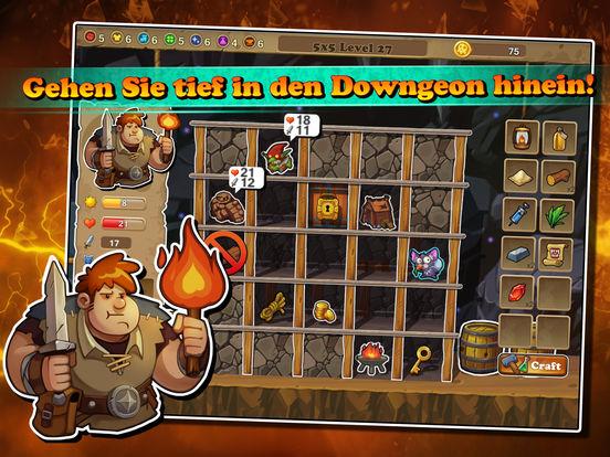 [iOS] Downgeon Quest